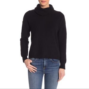 NEW Madewell Texture Turtleneck Sweater Size Small